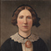 Painting, Portrait of Catherine McNab; J. Moffat; 1885; GO.B2.53