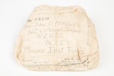 Flour bag; Fleming & Company Limited; Unknown; FLEM47?