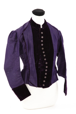 Jacket, riding ; Unknown maker; 1900-1901; GO.2008.19