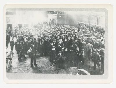 Photograph, Land sale 1877; Unknown maker; C.1877; C71a