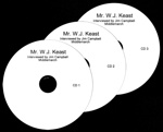 Recording; Disc, Compact [Mr W J Keast]; Campbell, James Ross (Jim); 2011.4.7-9