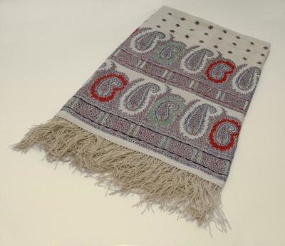Paisley shawl, 19th Century, B087a