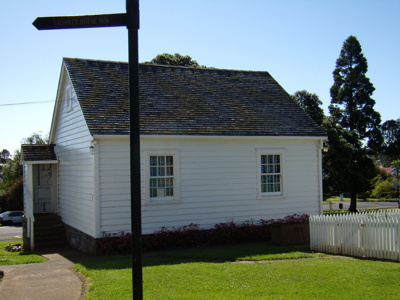 Fencible Cottage Replica; 3