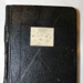 Meteorological report book [Ophir, 1928]; Alexander Don (1857-1934); Circa 1928; XOPO.4