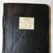 Meteorological report book [Ophir, 1928]; Alexander Don (1857-1934); Circa 1928; XOPO.4