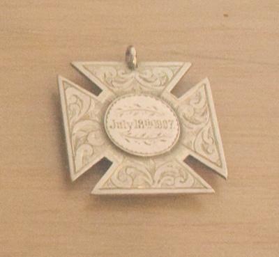 Medal; 1907; XOPO.128