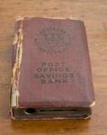 Money box; New Zealand Post Office Savings Bank (New Zealander, estab. 1876); Post 1950; XOPO.56