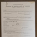 Application form [Department of Social Welfare Application For Television Licence Fee Concession]; Department of Social Welfare; 1974; XOPO.150