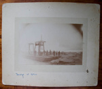 Photograph [Dredge at Ophir]; 19th Century; XOPO.9