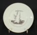 Plate; Royal Stafford; Post 1952; 1994.28.11