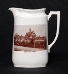 Jug; Victoria Czechoslovakia; Unknown; 1998.34.1