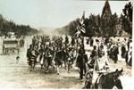Early parade - Fenton street, Circa 1902, CP-2359