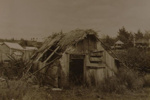 Abandoned whare, Payton, Edward W., OP-1518