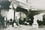 Entrance foyer - Bath House, Radcliffe, F.G.R., Circa 1910, CP-299
