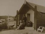 Tukiterangi, Whakarewarewa Village, Payton, Edward W., Circa 1900, OP-2001