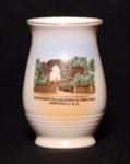 Souvenir vase; IBC; Unknown; 2004.4