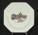 Plate; Royal Stafford; Circa 1952; 1994.28.15