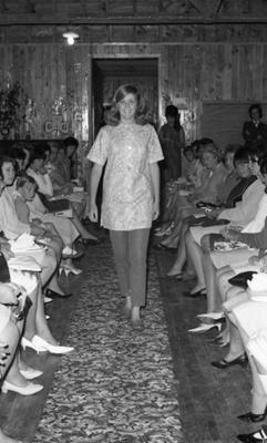 Barbara: Girl Guides Fashion Show; Jack Lang; 1966; 2010.100.732
