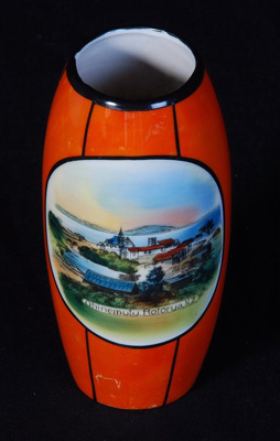 Vase; Unknown; Unknown; 1991.63.1