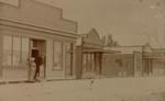 Early Rotorua street scene, Circa 1920, OP-728