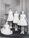 The Evans Girls; Fenwick; 1960; 2010.36.1