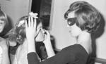Applying makeup; Jack Lang; 1967; 2010.100.1579