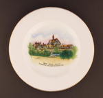 Plate; BR & Co; Unknown; 1998.4.2