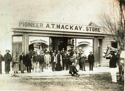 Pioneer Store - north east corner Tutanekai/Arawa ...