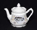 Souvenir-ware teapot; Unknown; Unknown; 2005.74