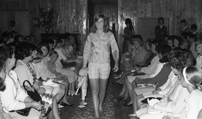Barbara: Girl Guides Fashion Show; Jack Lang; 1966; 2010.100.755