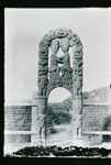 Carved gateway of Model Pa, GP-203