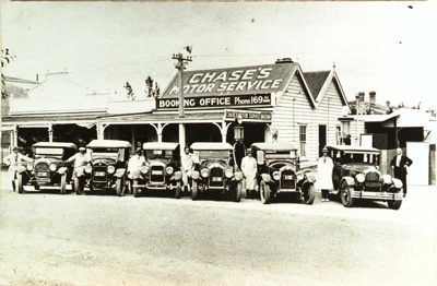 Chase's Motor Service, CP-2250