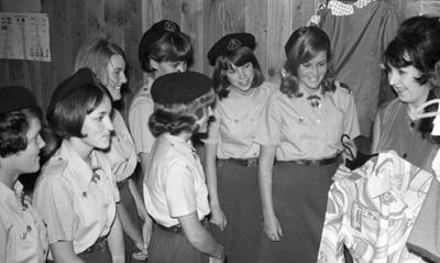 Girl Guides Fashion Show; Jack Lang; 1966; 2010.100.738