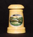 Salt shaker; Unknown; Unknown; 1997.10.3