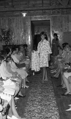 Jeanette: Girl Guides Fashion Show; Jack Lang; 1966; 2010.100.736