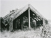 Ruins of Te Arawa House, Awahou., Payton, Edward W., Circa 1890, CP-6