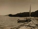 Payton's boat, Payton, Edward W., Circa 1903, OP-1621
