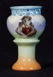 Egg cup; Gemma; 1883-1891; 1990.86.1
