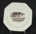 Plate; Royal Stafford; Circa 1952; 1994.28.16