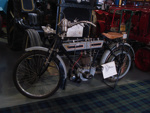 Victoria Motorcycle; New Victoria Cycle Manufacturing Co, of Scotland; 1910; 1985.42.1