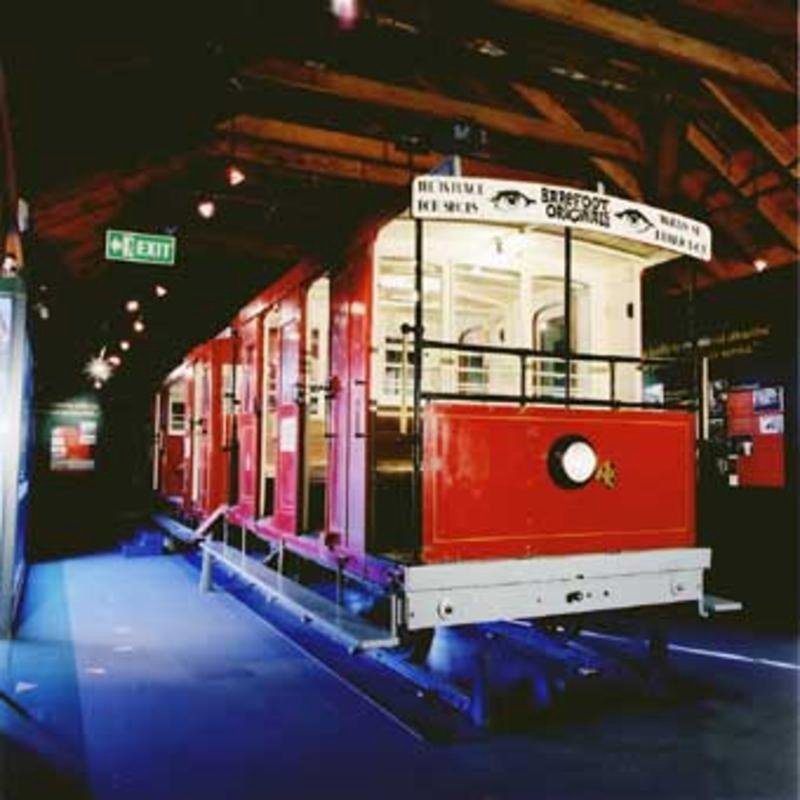 Wellington Cable Car Museum On Nzmuseums