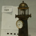 Lighthouse clock, France c 1885.; Unknown French maker; 1885; 169
