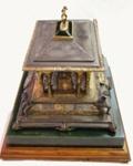 1900 Casket presented to Baden-Powell