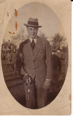 1920 Prince of Wales visits Christchurch Scouts
