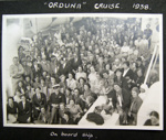 1938 Baden-Powell's on the Orduna Cruise