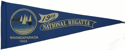 1983 National Sea Scout Regatta
