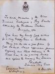 1935 Bledisloe Frankston letter