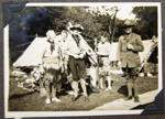 1929 New Zealand Leaders at Arrowe Park