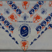 1987 11th Scout Jamboree scarves