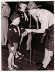 1967 Sir Charles Maclean visits Whakatane; 1967
